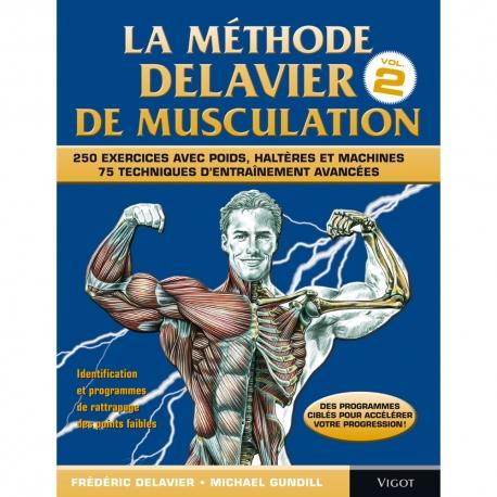 Quels livres lirent pur faire de la musculation