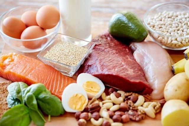 repas musculation sèche