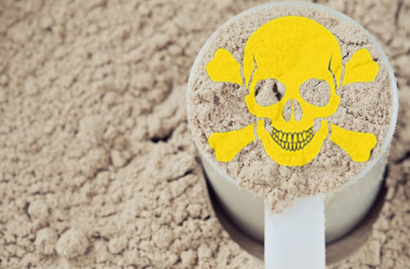 Quels risques représentent les protéines en poudre ?