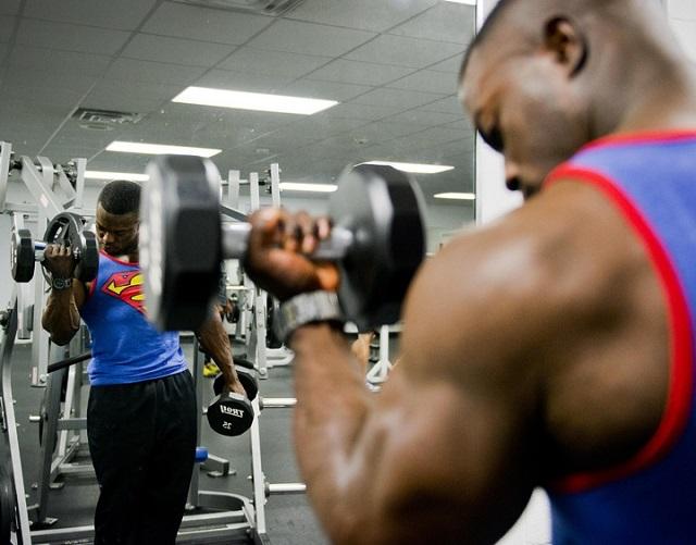 testostérone musculation
