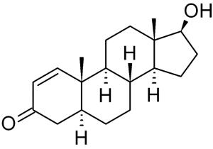 la testostérone