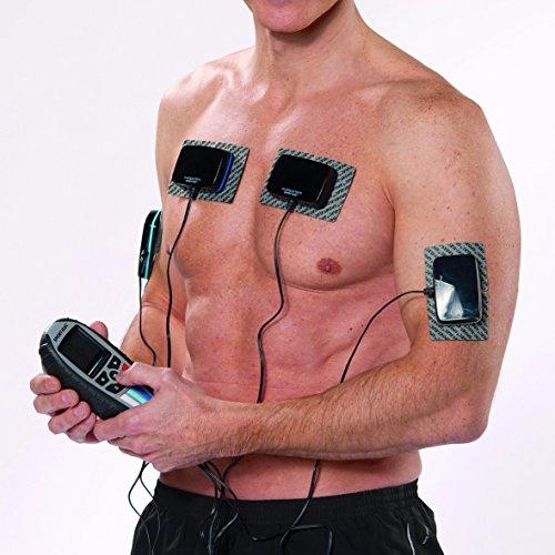 electrostimulation pectoraux