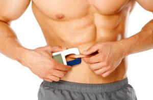 mesurer le taux de masse graisseuse