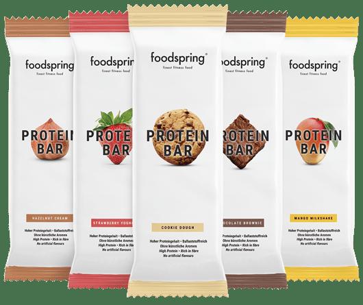 promotions Foodspring