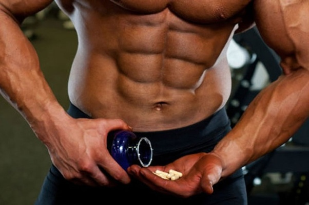 taux de testosterone muscle volumineux