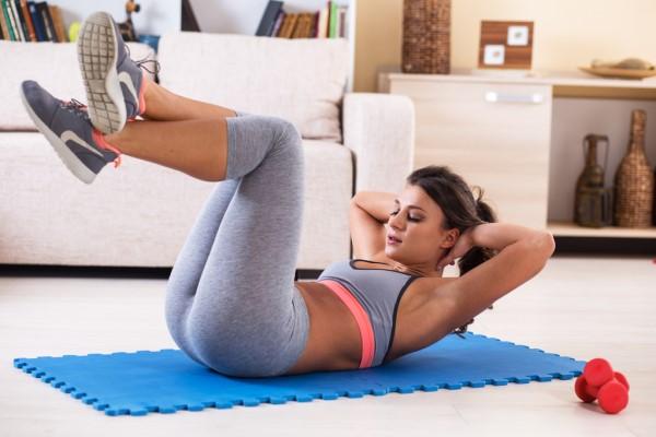 faire de la musculation chez soi