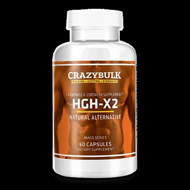 Quels sont les effets du HGH-X2 ?