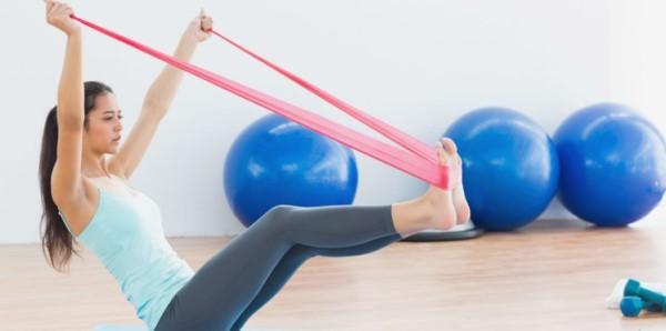 élastique musculation pour fitness
