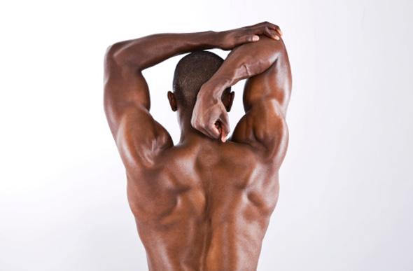 étirer le triceps